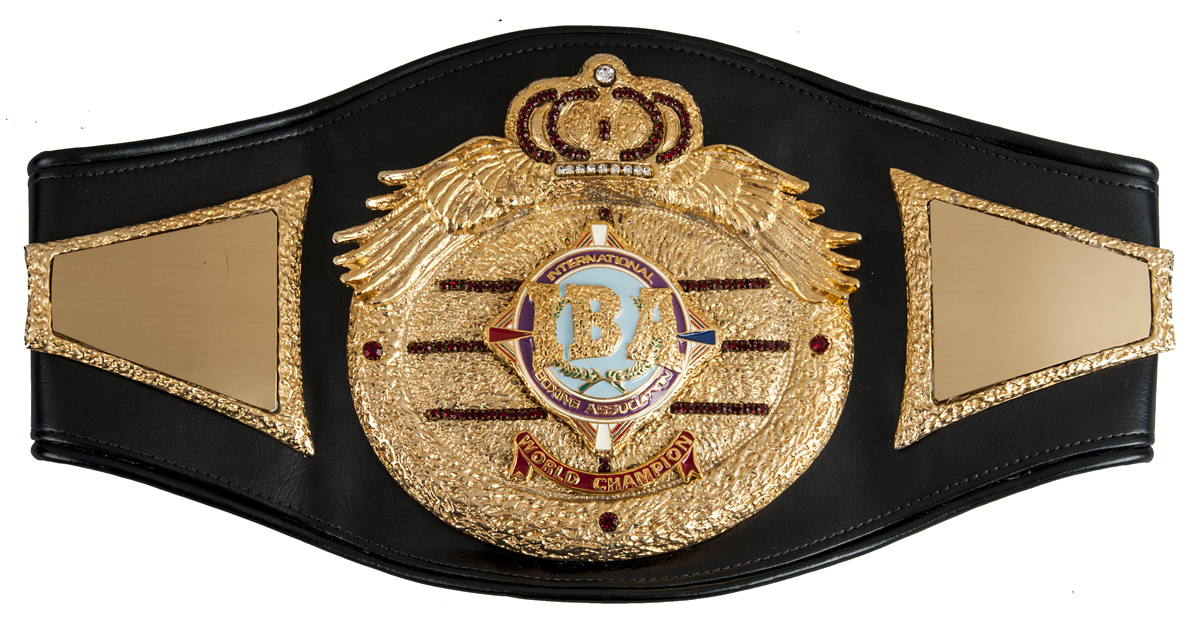 IBA Championship Belt