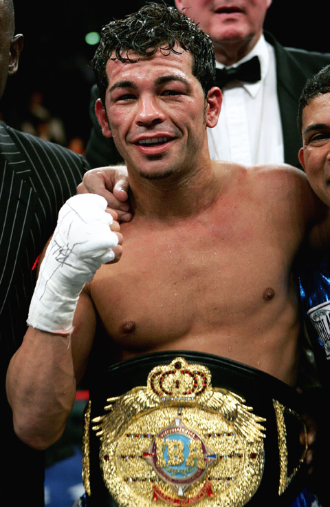 Arturo Gatti former IBA World Champion