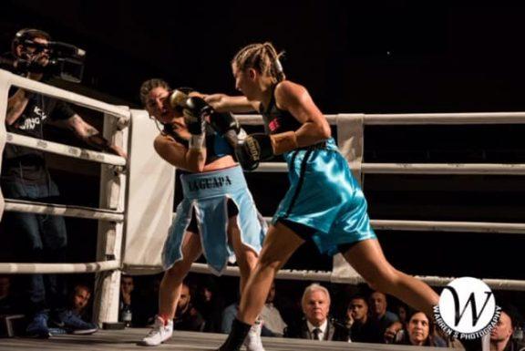 Lauryn EAGLE New IBA WORLD CHAMPION 👊🏼
